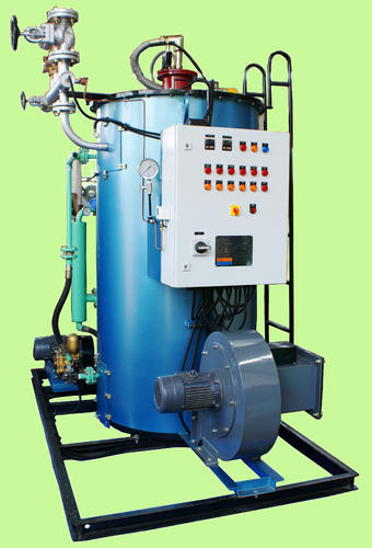 Gas Fired Steam Boilers Manufacturer and Exporter from Pune