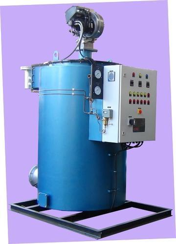 Hot Water Boiler Oil and Gas Fired