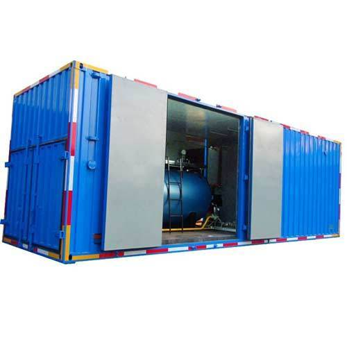 Mobile Steam Boilers